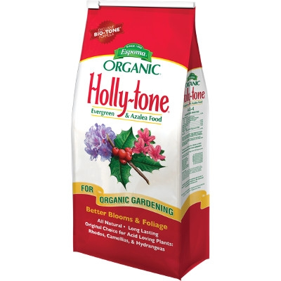 Espoma Organic Holly Tone Evergreen & Azalea Food
