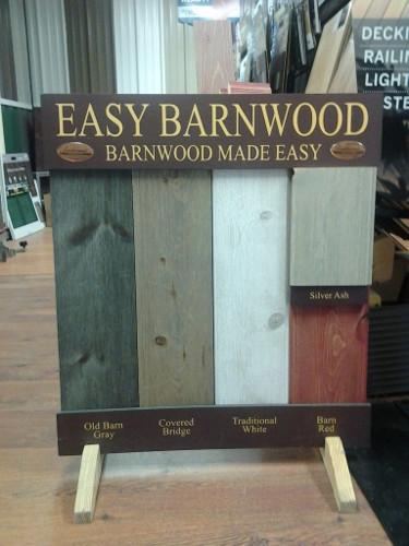 Easy Barnwood