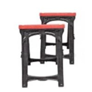 Folding Sawhorse Only $22.97!