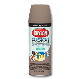 12 Ounce Fusion Spray Paint Now $3.77!