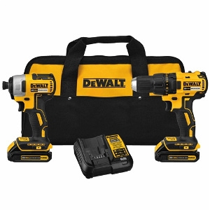 DeWalt Drill/driver Kit Now Only $199.99