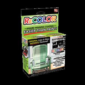 Rustoleum Wipe New Recolor Now $16.99!