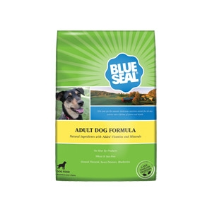$36.99 for 40lb Blue Seal Dog Food