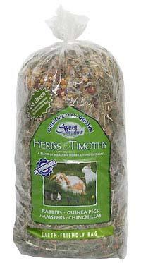 Sweet Meadow Organic Herbs & Timothy Small Bag (2nd Cut)