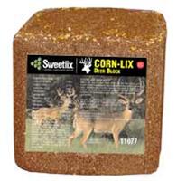 Sweetlix Corn-lix Deer Block 25lb $11.99