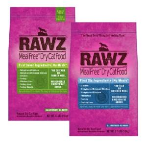 Rawz Dry Cat Food 1.75 lb. Bags- BOGO Free