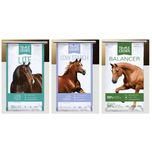 $2 Off Select Triple Crown Feeds