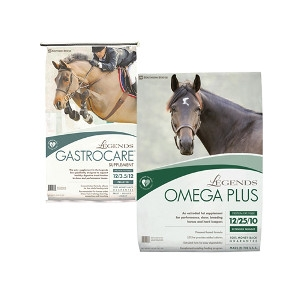 $5 Off Select Legends Horse Supplements